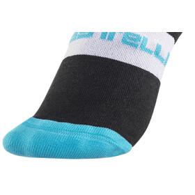 Castelli Gregge 15 Socks black/sky blue